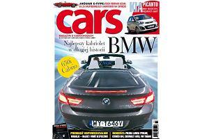 """Nowy numer """"Cars"""" w sprzeda�y"""