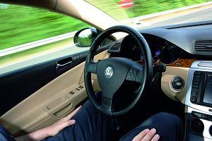 Automatyczny kierowca Volkswagena
