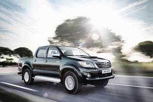 Toyota Hilux - nowy wygl�d