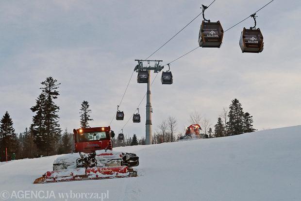 Zdjęcie numer 1 w galerii - Tatry Super Ski i Góral Skipass podpisały umowę o współpracy