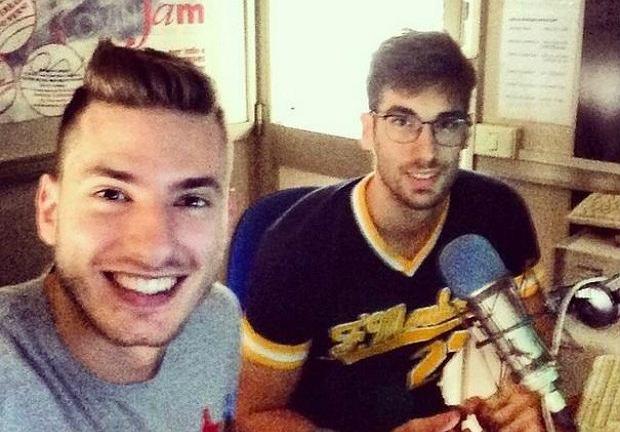 Matteo Piano i Luca Vettori