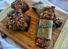 Owsiano-daktylowe ciastka bezglutenowe - ugotuj