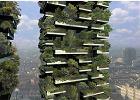 750 drzew na 26 pi�trach. W Mediolanie sadz� pionowy las. To odpowied� na drapacze chmur ze szk�a i stali
