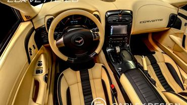 "Corvette C6 ""Pieprz i wanilia"""