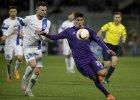Liga Europejska. Fiorentina og�osi�a, w jakim sk�adzie przyleci na mecz z Lechem Pozna�