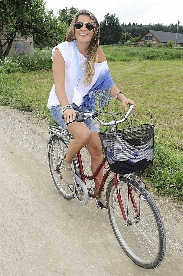 Sadurska Beata rower
