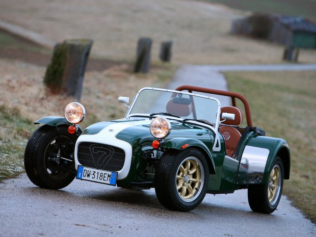 Caterham 7 Roadsport 120