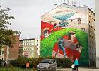 Artystyczne, reklamowe, spo�eczne. Wroc�aw miastem murali