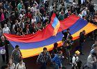 W Armenii akcja obywatelskiego nieposłuszeństwa. Jaki zasięg ma strajk?