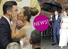 Ślub Oli Kwaśniewskiej i Kuby Badacha - poznaj szczegóły ceremonii, wesela i dowiedz się wszystkiego o sukni panny młodej!