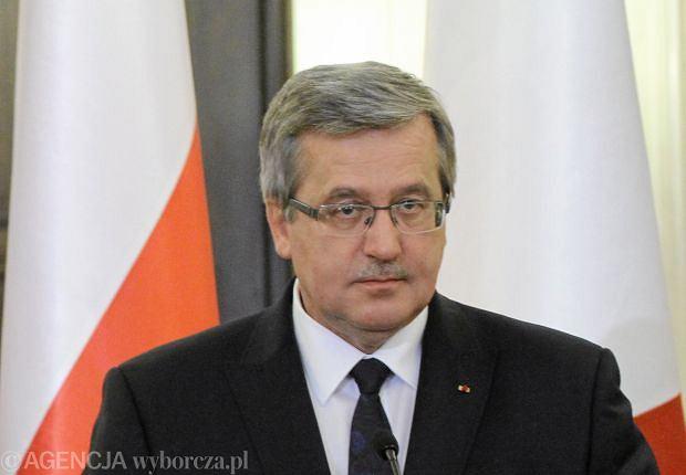 Bronis�aw Komorowski