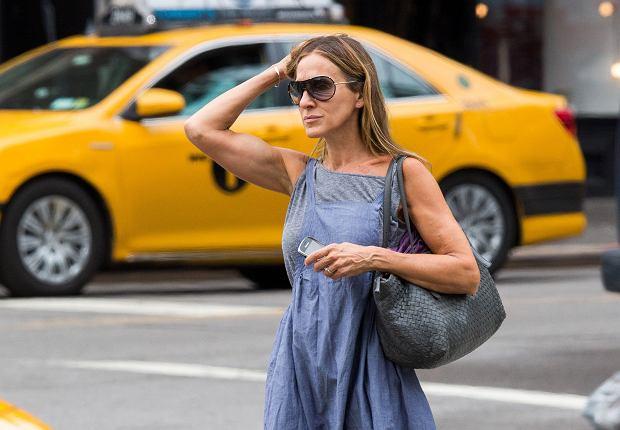 Sarah Jessica Parker w Nowym Jorku
