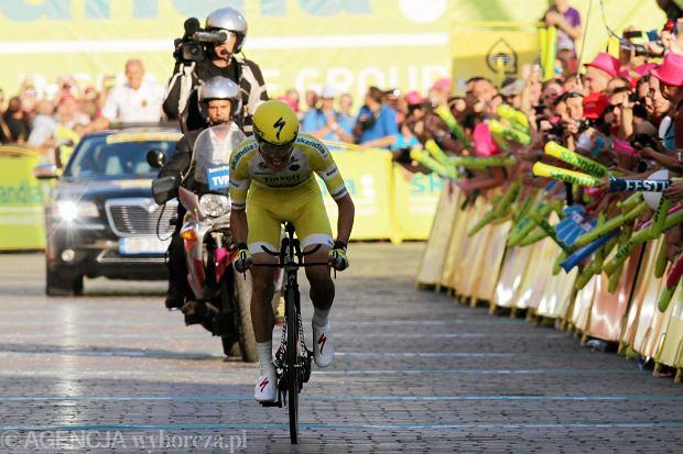 Tour de France. Piękny etap! Majka na podium, drugi Polak też wysoko