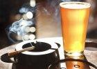 W większości lokali nie zapalimy do piwa, ale przyzwyczailiśmy się do tego