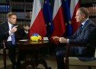 Premier u Lisa: Nie mo�emy pr�y� musku��w. Poczucie pe�nego bezpiecze�stwa w Polsce jest z�udzeniem