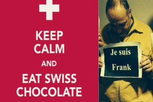 Internet odpowiada na kryzys franka. Czekam na pierwszy wpis #jesuisfranc