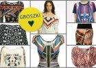 Zakupy w sieci: ubrania w azteckie printy ze sklep�w internetowych
