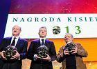 Nagrody Kisiela AD 2014: Zajść daleko, być Michnikiem lub saperem