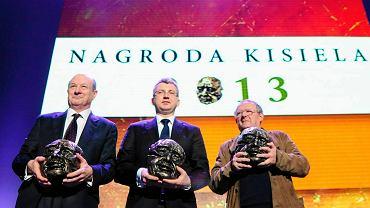 Jacek Rostowski, Dariusz Miłek, Adam Michnik