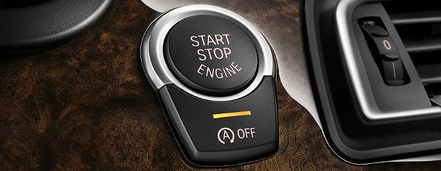 Wyłącznik systemu start/stop