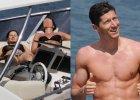 Luksusowe wakacje Lewandowskich. Ona w bikini na jachcie, a on... To nie Photoshop!