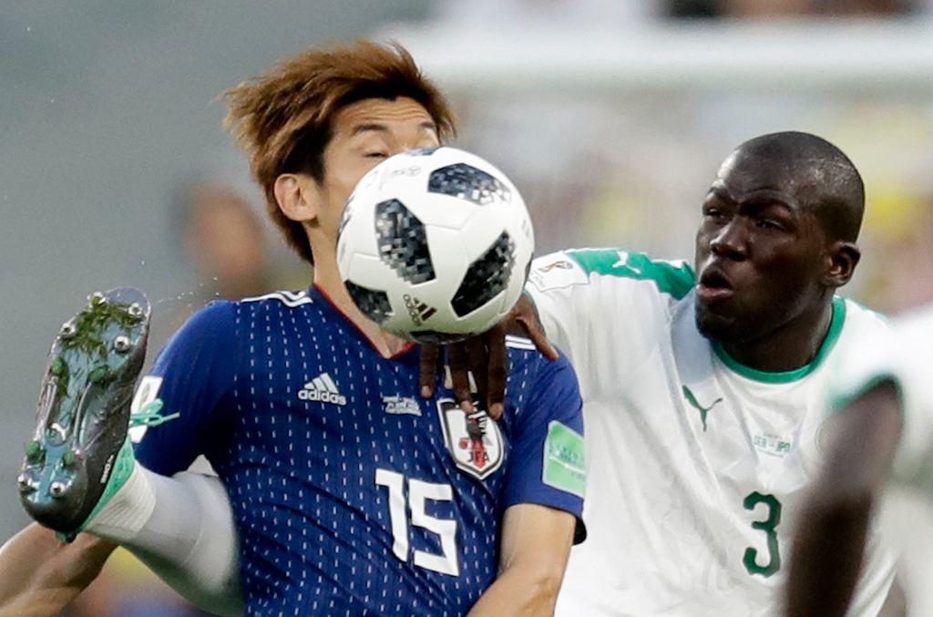 Russia Soccer WCup Japan Senegal