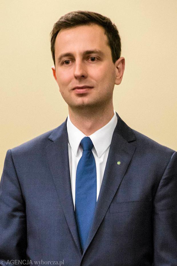 """Kosiniak-Kamysz """"jedynką"""" podkarpackiej listy PSL do PE"""