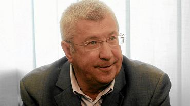 Jan Dworak, szef Krajowej Rady Radiofonii i Telewizji