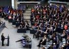 Bronis�aw Komorowski w Bundestagu: W stosunkach polsko-niemieckich nast�pi� kopernika�ski przewr�t