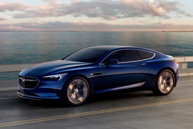 Salon Detroit 2016 | Buick Avista Concept | Buick wraca do gry
