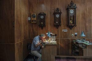 Wystawa bydgoskiego rzemios�a i historii druku. Zdj�cia i wyk�ady