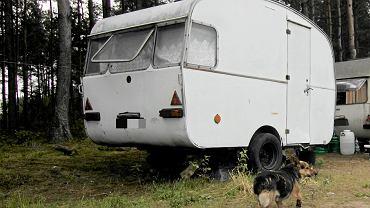 Do śmiertelnego wypadku doszło na kempingu w Chałupach (zdjęcie ilustracyjne)
