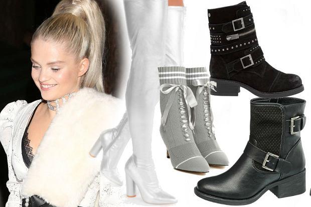 Jeśli szukasz modnych butów, powinnaś koniecznie rozważyć zakup białego obuwia. Dziewczyny, które nie chcą szokować, powinny wybrać bardziej zachowawczy model. Na jaki ty się zdecydujesz?