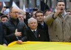 W sprawie Ukrainy PiS szybko pozbawi� nas z�udze�