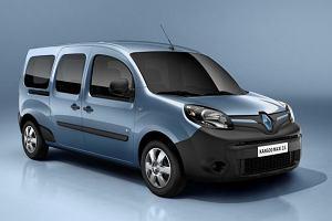 Nowa twarz Renault Kangoo