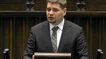Wiceminister sprawiedliwości Rafał Królikowski