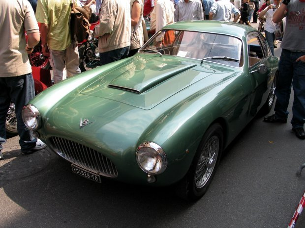 Fiat 8V Zagato, fot. Tor Willy Austersl?tt / Wikimedia Commons