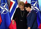 Premier Norwegii wstrzymuje Glińskiego: Nie zgodzimy się, by polski rząd przejął fundusze norweskie