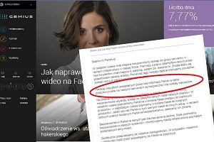 Polski internet by� o krok od katastrofy. Hakerzy w�amali si� na serwery Gemiusa