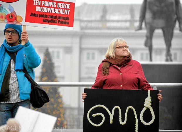 Powierzchnia upraw GMO wzros�a w 2012 r. o 6 proc.