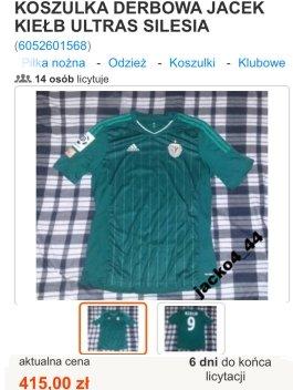 dc1e24c99 LICYTACJA KOSZULEK - Sport.pl - Najnowsze informacje - piłka nożna ...