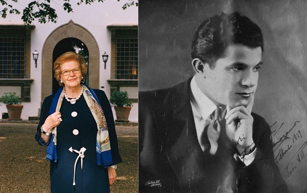 Wanda Ferragamo i Salvatore Ferragamo. On założył pierwszy sklep z butami, ona nazwała firmę imieniem męża i zamieniła ją w modowe imperium