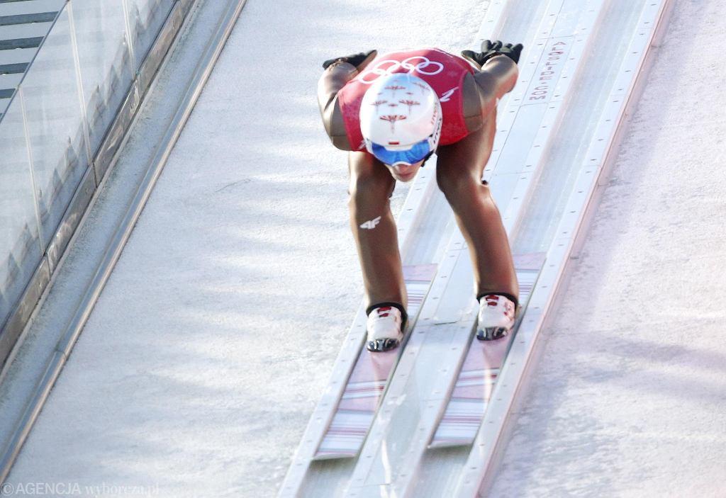 Zdjęcie numer 1 w galerii - Skoki narciarskie. Dawid Kubacki zaskoczy wszystkich w Pucharze Świata?