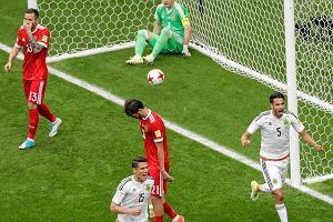 Puchar Konfederacji. Portugalia i Meksyk w półfinale, Rosja wyeliminowana