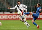 Legia Warszawa - Lech Poznań 1:0. Artur Jędrzejczyk i Tamas Kadar