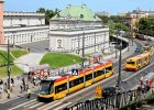 Miliardy z UE dla Warszawy i Mazowsza: metro, tramwaje, drogi