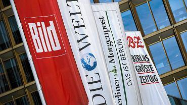 Szef wydawnictwa Axel Springer Mathias Doepfner w liście otwartym wyraził poparcie dla satyryka, który obraził Erdogana. Axel Springer to jeden z największych koncernów wydawniczych w Europie, wydaje ponad 150 gazet.