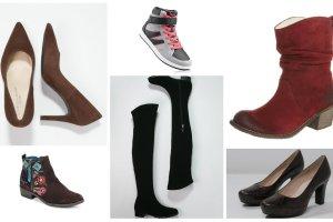 Buty na jesie� dla posiadaczek drobnych st�p - przegl�d od rozmiaru 33