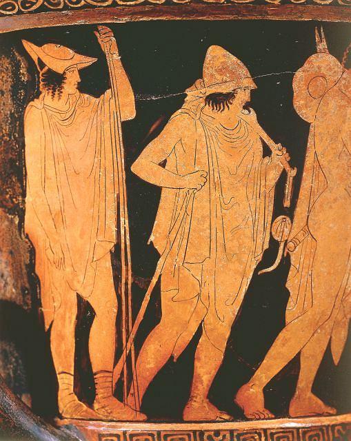 Modny jak (starożytny) Grek