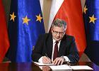 """To prezydent Komorowski wyznaczy termin wybor�w parlamentarnych. """"W imi� stabilizowania sytuacji w kraju"""""""
